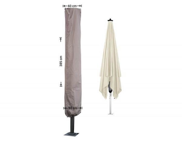 Large parasol cover XXL H: 385 cm