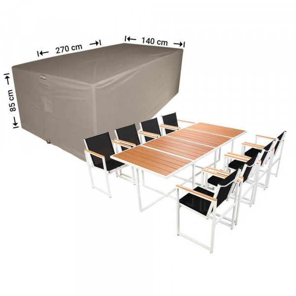 Cover for furniture set 270 x 140 H: 85 cm