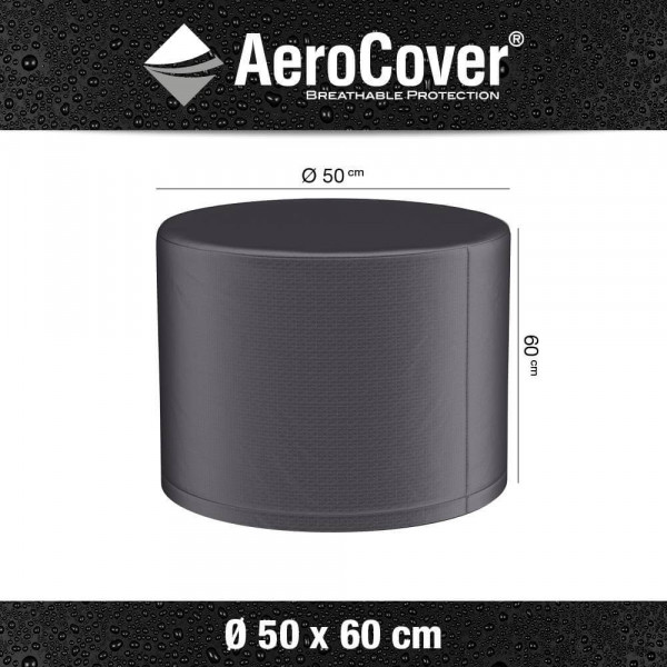 Protection cover for round firetable Ø: 50 cm & H: 60 cm