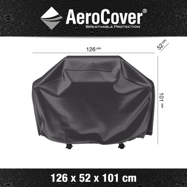 Outdoor kitchen Cover Small 126 x 52 x 101 cm