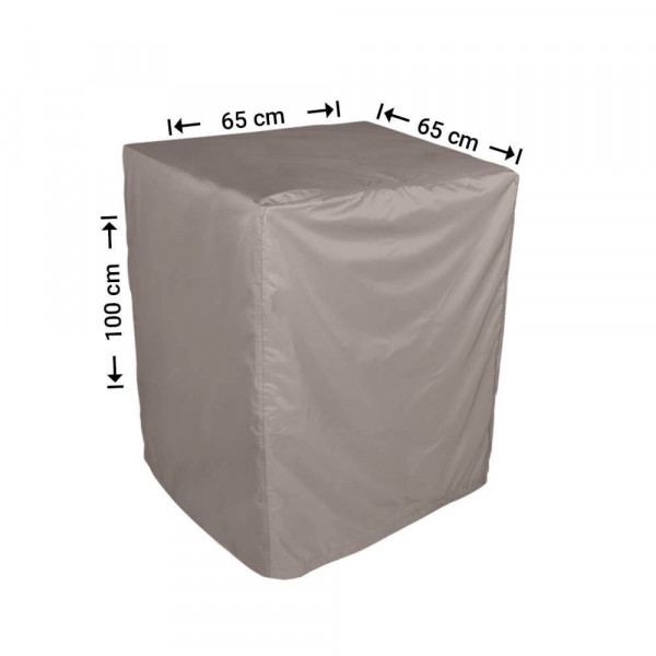 Square protection cover 65 x 65 H: 100 cm