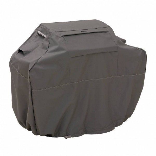 Cover for small gas BBQ 111 x 55 H: 111 cm