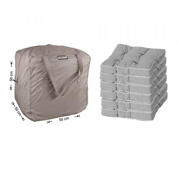 Lounge cushions storage bag 50 x 50 x 50