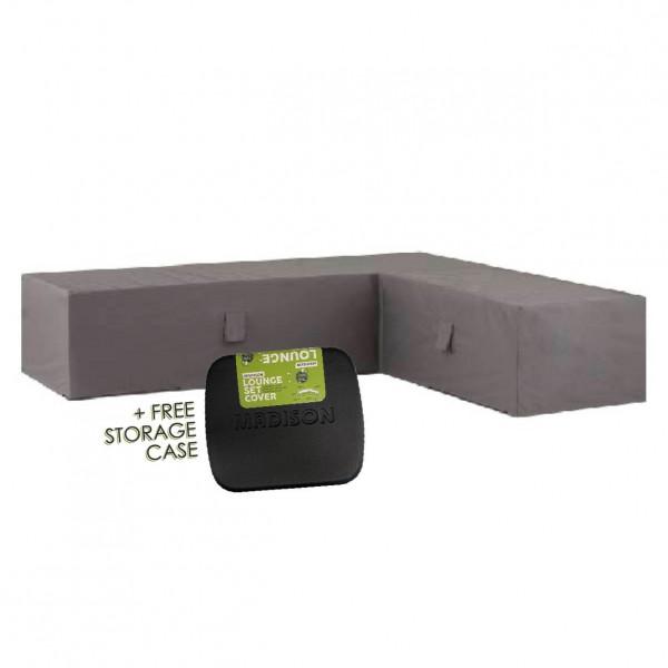 Corner sofa cover 320 x 255 H: 70 cm