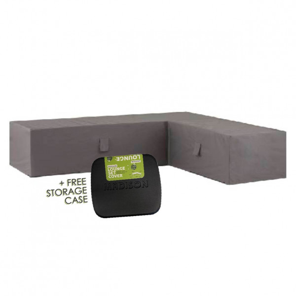 Corner sofa cover 255 x 255 H: 70 cm