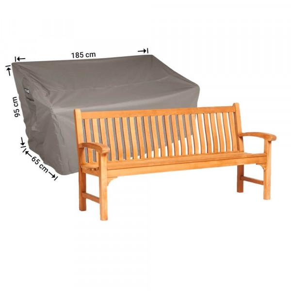 Cover for garden bench 185 x 65 H:95/65cm