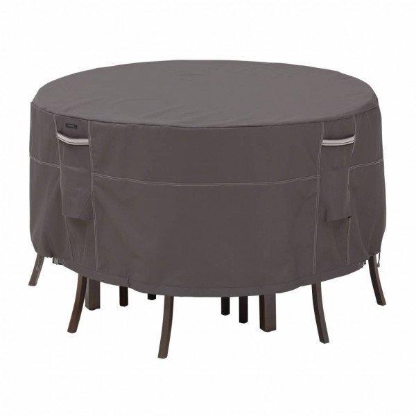 Round cover for garden furniture set Ø 178 H: 58 cm