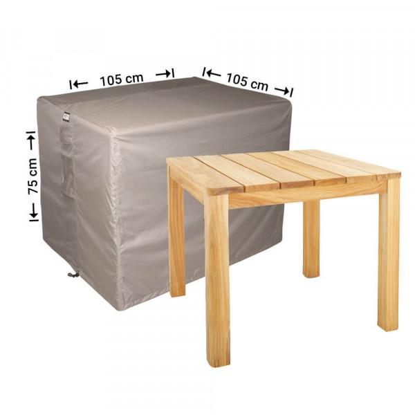 Garden cover for table 105 x 105 H: 75 cm