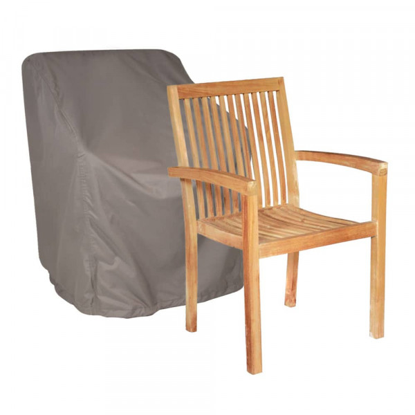 Weather cover for garden chair 60 x 60 H:95/65cm