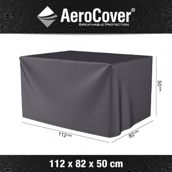Rectangular Firetable Protection Cover 112 x 82 H: 50 cm
